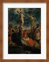 Crucifixion, 1835 Fine Art Print