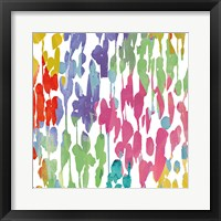Splashes of Color II Fine Art Print