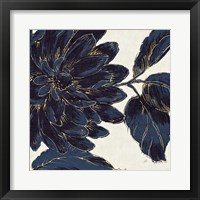 Indigo Garden I Fine Art Print