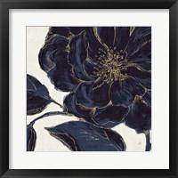 Indigo Garden II Fine Art Print