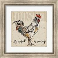Farm Life III Fine Art Print