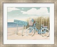 Beach Cruiser II Crop Fine Art Print
