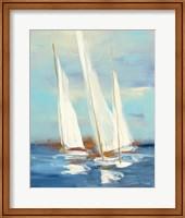 Summer Regatta III Fine Art Print