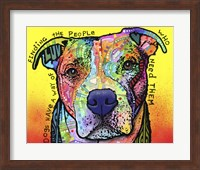 Dogs Have A Way Fine Art Print