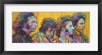 Beatles Pano Fine Art Print