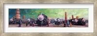Trainyard Fine Art Print
