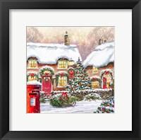Cottages Fine Art Print