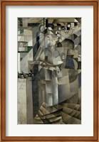 Life in the Grand Hotel, 1913-14 Fine Art Print