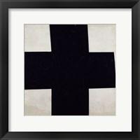Black Cross, 1915 Fine Art Print