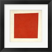 Red Square, 1915 Fine Art Print