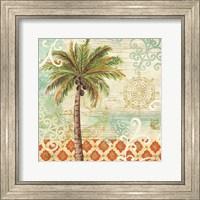 Spice Palms I Fine Art Print