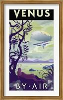 Venus By Air Fine Art Print