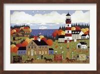 Nantucket Sentinel Fine Art Print