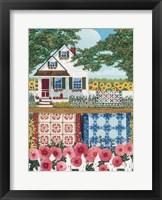 The Quilt Garden Fine Art Print