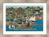 Mariah By The Sea Fine Art Print