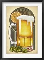 Beer Mug Large Fine Art Print