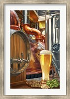 Beer Distillery Fine Art Print