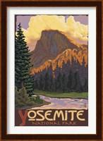 Yosemite National Park Scene II Fine Art Print