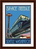 Space Needle Seattle Fine Art Print