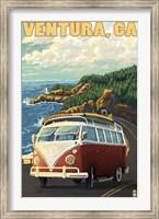 Ventura, CA Fine Art Print