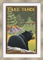 Lake Tahoe Bear Fine Art Print