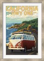 California Hwy One Fine Art Print