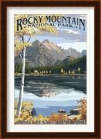 Long's Peak Rocky Mountain Fine Art Print
