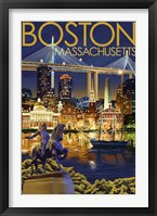 Boston Massachusetts Paul Revere Fine Art Print