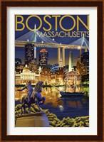 Boston Massachusetts Paul Revere Fine Art Print