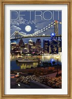 Detroit Michigan Fine Art Print