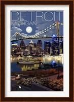 Detroit Michigan Fine Art Print