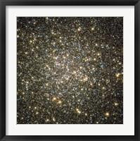 A Celestial Snow Globe of Stars Fine Art Print