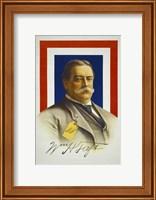 William Howard Taft, Candidate for U.S. President Fine Art Print