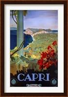 Capri Italia Fine Art Print