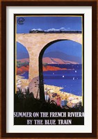 French Riviera Fine Art Print