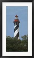St. Augustine Light Fine Art Print