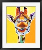 Giraffe No. 3 Fine Art Print