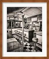 Retro Diner Fine Art Print
