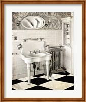 Victorian Bathroom Fine Art Print