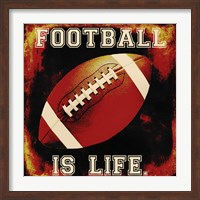 Football II Fine Art Print