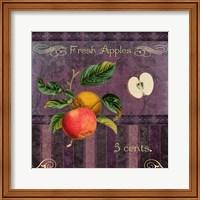 Fresh Apples Fine Art Print