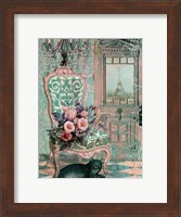 Marcie in Paris Fine Art Print