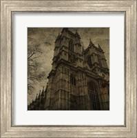 West Minster Abbey Fine Art Print