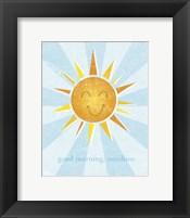 Sunshine II Fine Art Print