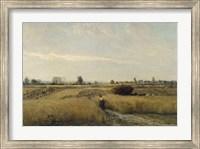 Harvest, 1851 Fine Art Print