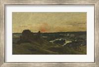 Chateau-Gaillard, Les Andelys (Eure), 1877 Fine Art Print