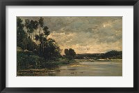 The Riverbank Fine Art Print
