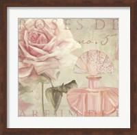 Parfum de Roses I Fine Art Print