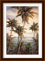 Tropical Paradise I Fine Art Print