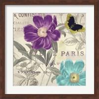 Petals of Paris II Fine Art Print